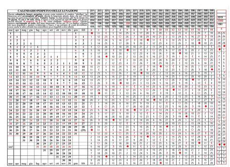 Calendario Perpetuo Fases Lunares | calendario lunar perpetuo apexwallpapers com