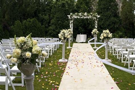 Garden Wedding Accessories 4 Botanical Garden Wedding Ideas Wedding