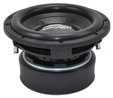 Speaker Subwoofer Spl audio legion s2510 car audio dual 4 ohm 10 quot subwoofer 1200w spl competition sub al16 s2510d4