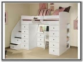 Bunk Bed With Desk Ikea Bunk Beds With Desks Underneath Foter
