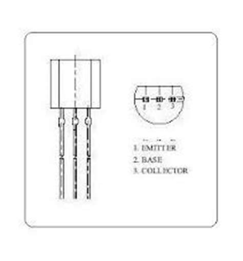 transistor c1815 pin circuit design and technology c1815 pinout