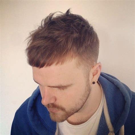 mans textured crop men s hair fringe crop menshair texture