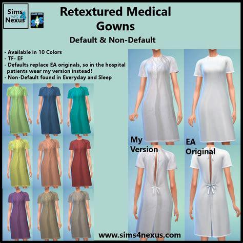 hospital gown sims 4 cc hospital gown sims 4 cc newhairstylesformen2014 com