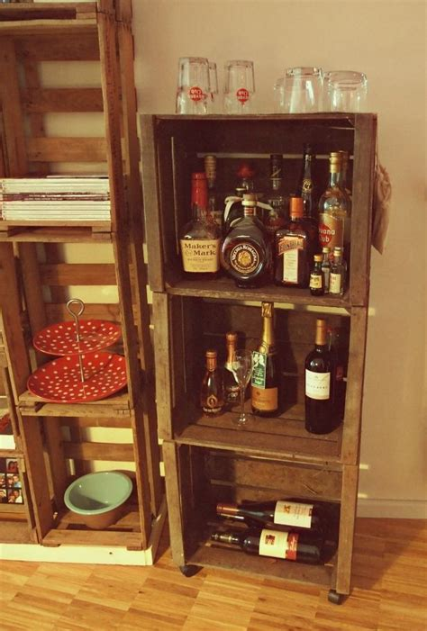 Diy Mini Bar Cabinet Creative Home Mini Bar Ideas D 231 214 R 194 C 242 N D 179 Nt 174 239 244 R Pinterest