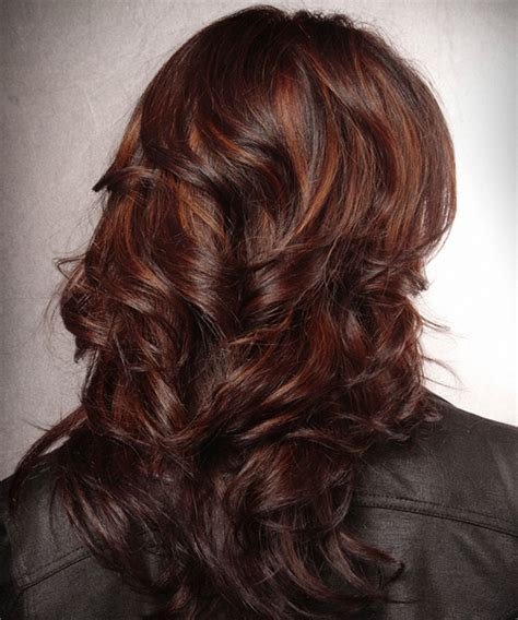 long haircuts with a back view redheads long super curly hair back view www imgkid com the