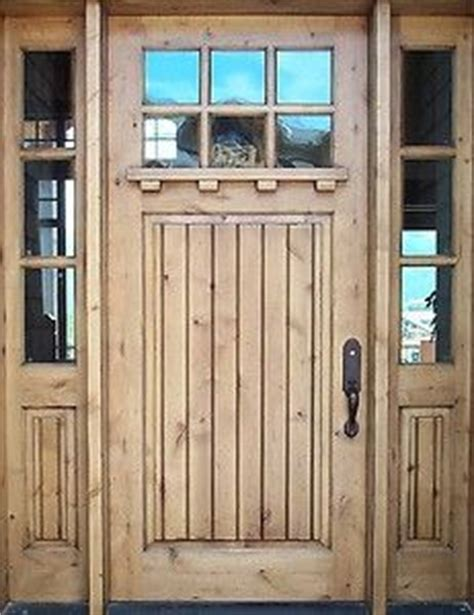 custom solid wood entry door design with narrow 1000 images about front doors on blue front
