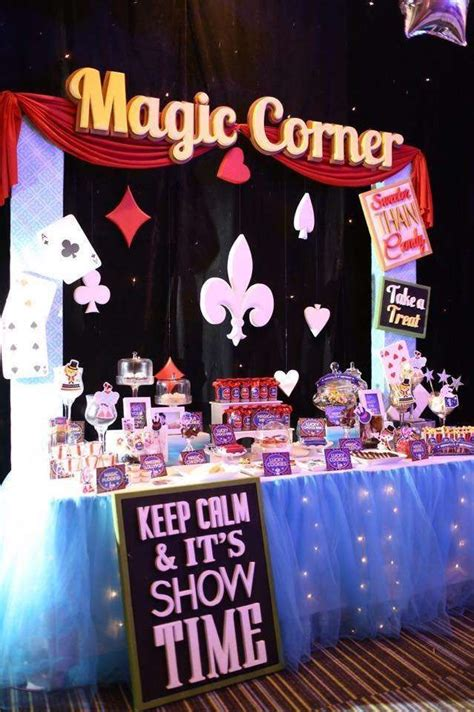 magic theme decorations best 25 magic theme ideas on