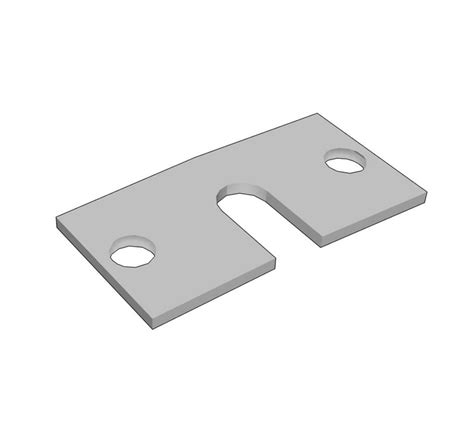 Floor Anchor Plate by Base Bracket Anchor Plate Lozier