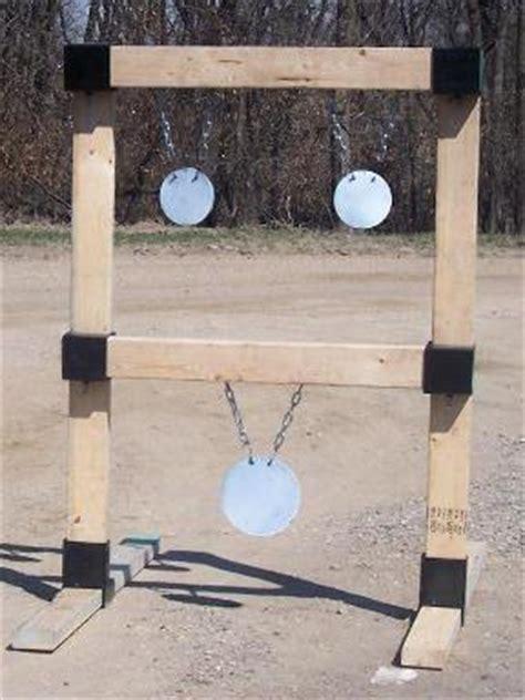 swinging target designs custom steel shooting targets law enforcement tactical