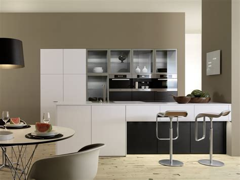 Cool Ideas For Kitchen Cabinets by Cool European Kitchen Cabinets Ideas With Dining