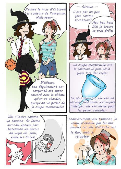 la coupe menstruelle la bd par neko
