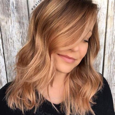 hair color for 45 45 blonde highlights ideas for all hair types and colors