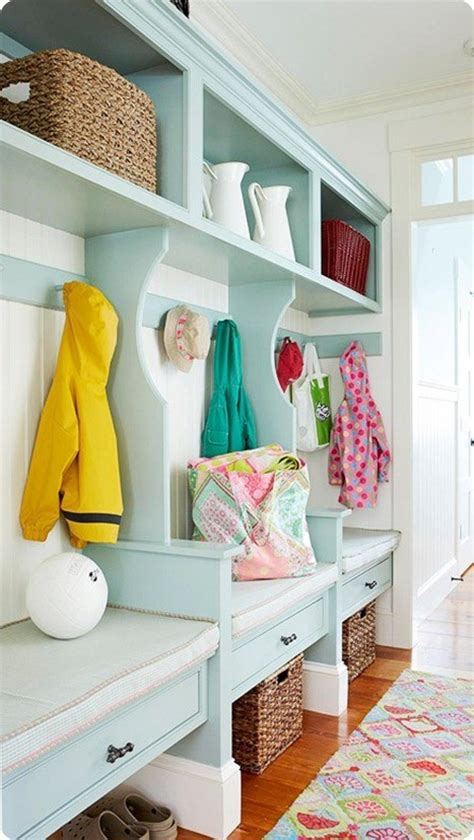 ana white mudroom bench mudroom storage system