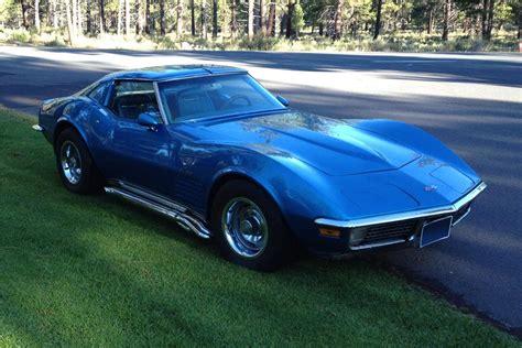 1971 chevrolet corvette 2 door coupe133027
