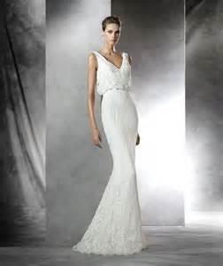 l abito da sposa pronovias per la primavera 2016