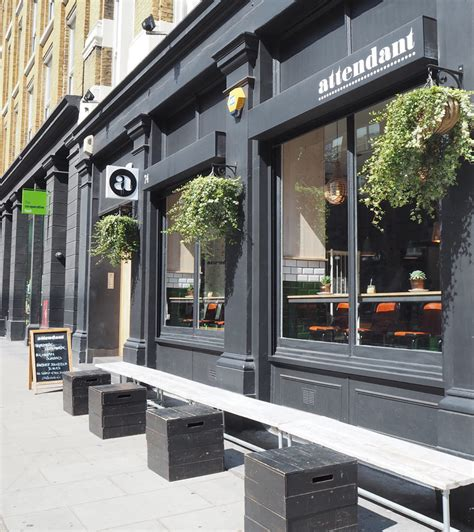 coffee shop exterior design photos attendant coffee on great eastern street shoreditchhave