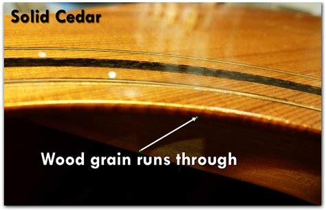 real wood vs laminate the 3 acoustic guitars sixstrings