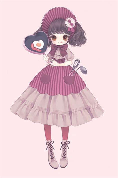 cute pattern pixiv artist http www pixiv net member php id 448747 doll