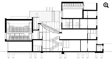 Music Studio Floor Plan london schools part one royal college of art by haworth