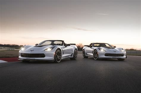 all corvette models by year here s how the c7 corvette changed for model year 2018