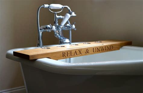 tray for bathtub wooden bath trays makemesomethingspecial com