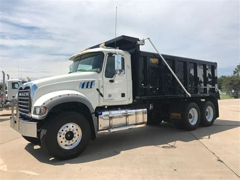 mack dump truck 2016 mack dump trucks for sale used trucks on buysellsearch