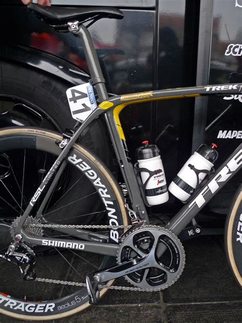 Most Comfortable Bike by All New Trek Domane Doubles On Isospeed For Most