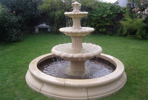 l with water fountain base feature fountains in uk geoffs garden ornaments
