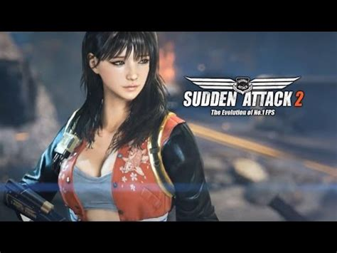 jp attack sudden attack 2 jp announcement trailer