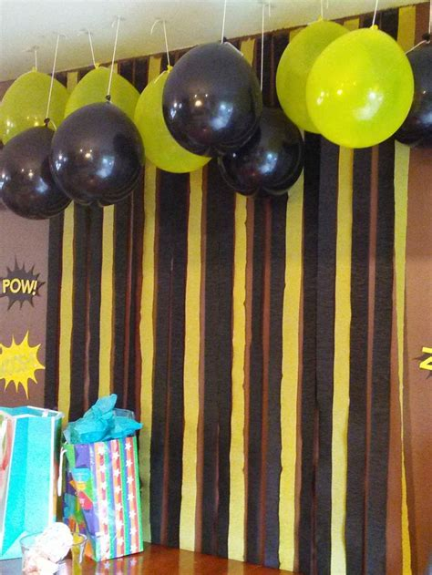 batman birthday party fayths  birthday batman birthday batman party decorations
