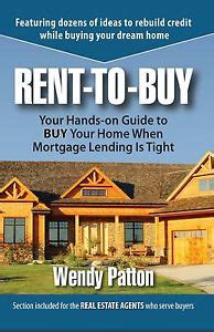 houses for lease with option to buy lease options rent to buy for buyers by wendy patton ebay