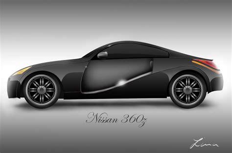 Nissan 360 Z by Nissan 360z Concept Car By Whitesylver On Deviantart