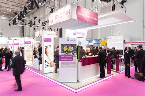 beauty industry trade shows 2014 evonik unveils innovative beauty concepts and novel