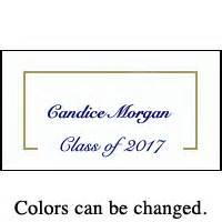graduation name cards for your graduation item gt33gd
