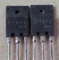 transistor horizontal panasonic d1878 datasheet pdf sanyo gt panasonic datasheet d1878