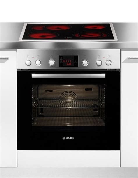 Pyrolyse Backofen Bosch by Bosch Herd Set Quot Hnd62vs50 Quot Mit Pyrolyse Selbstreinigung