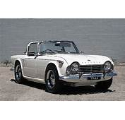 1964 Triumph TR4A  Dope Style Cars Pinterest