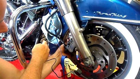 how to install led brake calliper light on motorcycle doovi