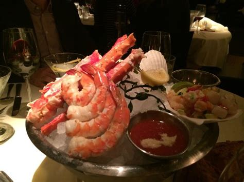sea chicago seafood tower appetizer picture of joe s seafood prime steak crab chicago