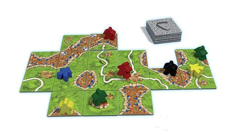 Carcassonne Amazonas Board here are 8 board to distract your family with this