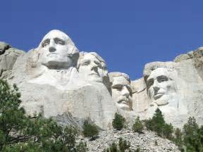 Mt Rushmore by Mount Rushmore Celebrates American History