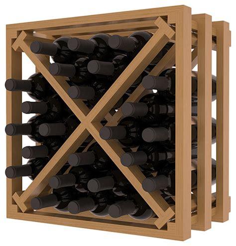 wine racks america lattice stacking x wine cube ponderosa