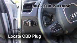 engine light is on 2009 2016 audi q5 what to do 2010
