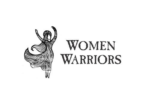 design expert warriors logo design women warriors ironjet promotions