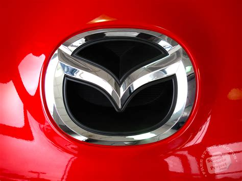 mazda car emblem mazda logo free stock photo image picture mazda car