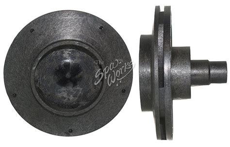 cal spa dually motor cal spa power right dually impeller 56 frame
