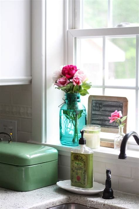 kitchen window sill ideas best 25 window sill decor ideas on pinterest window
