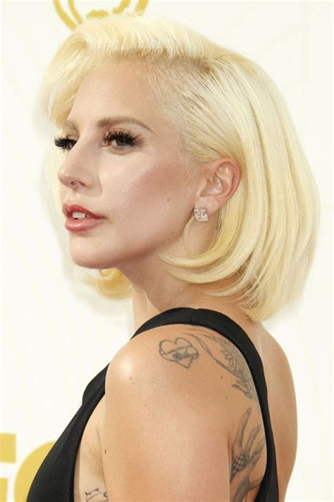 Gaga Hairstyles by Image Gallery Gaga Hair