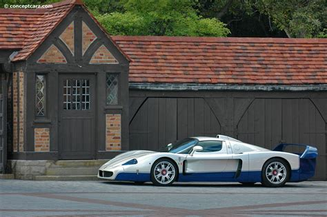 maserati mc12 engine 2005 maserati mc12 conceptcarz com