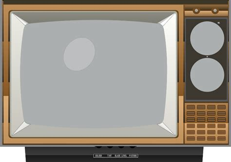 tv clipart television clip dothuytinh